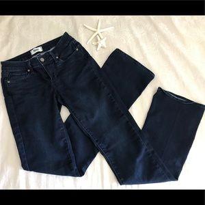 Paige Manhattan Boot Cut Jean Size 26
